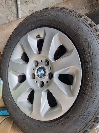 Opony BMW Zimowe 4szt