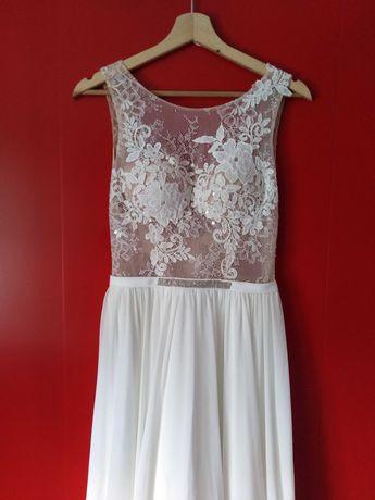 Suknia ślubna Diana Amanda 36