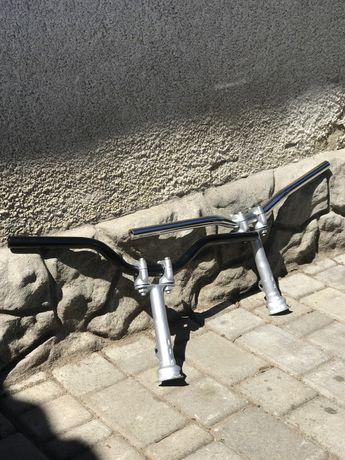 Винос руля скутер