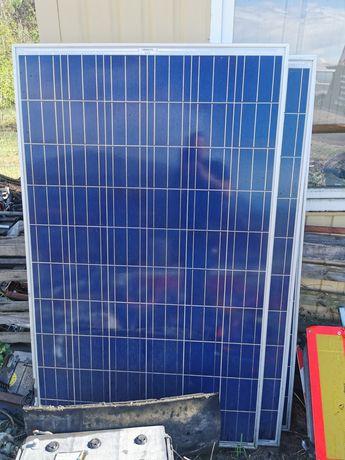 Panel słoneczny polikrystaliczny fotowoltainczny SOLAR 255w 6 sztuk