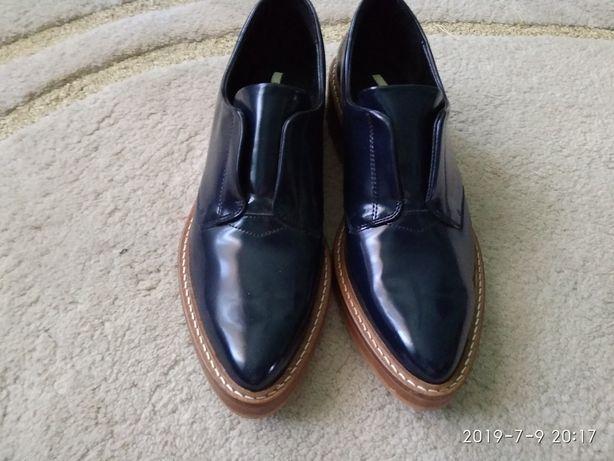 Взуття zara basic 37- 38