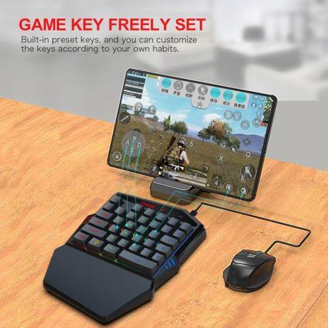 Мини-клавиатура с мышкой, для игры в PUBG( и не только)!