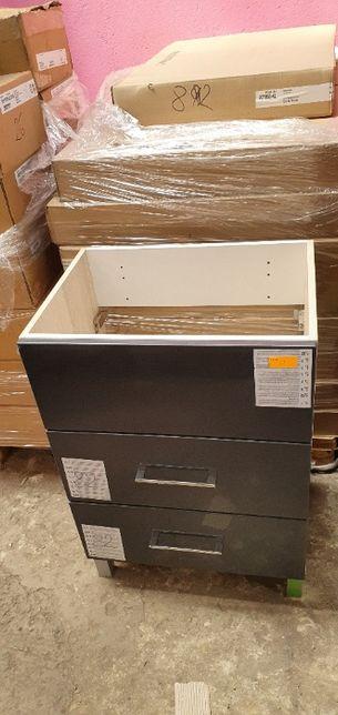 Meble łazienkowe szafka łazienkowa pod umywalkę nr 21 Nowa Karton