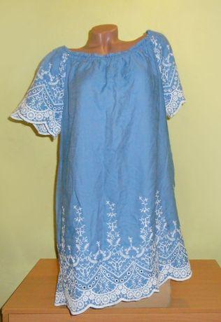 туника сарафан платье шитье прошва 52-54 размер