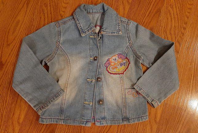 Джинсовая куртка, жакет, пиджак