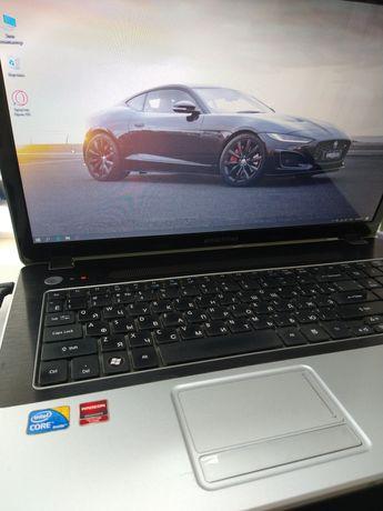 Игровой ноутбук . Intel core i3 . 4gb ОЗУ. Ssd .