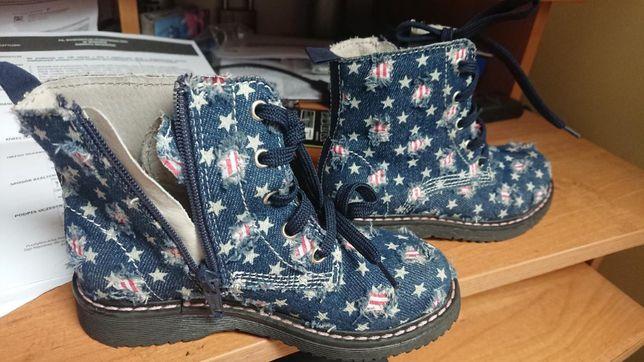 buty Richter dla dziecka rozmiar 28