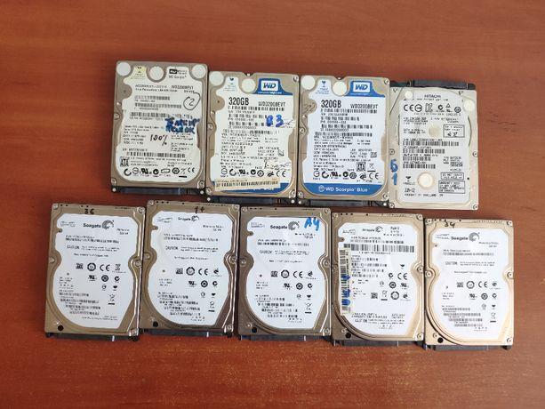 Жесткий диск для ноутбука 500 320 160 ГБ 160GB 320GB 500GB HDD хард