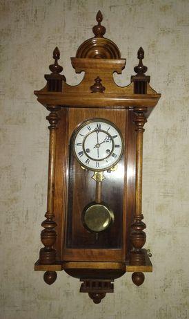Настенные часы Badische Uhrenfabrik Furtwangen AG Бадищский час. завод