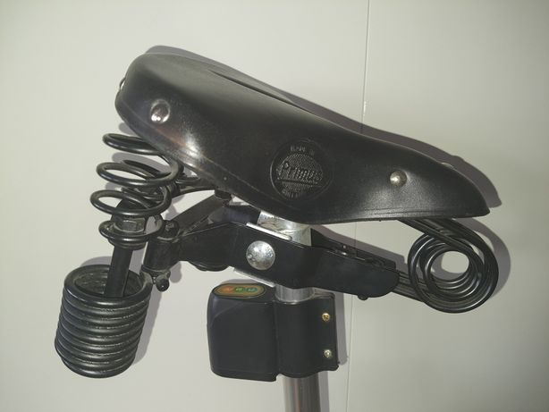 Siodełko rowerowe Lepper Primus