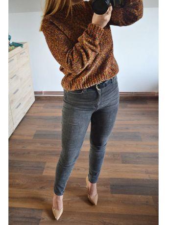 Krótki sweter na jesień Clockhouse 38 M