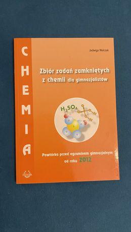Zbiór zadań zamkniętych z chemii dla gimnazjalistów