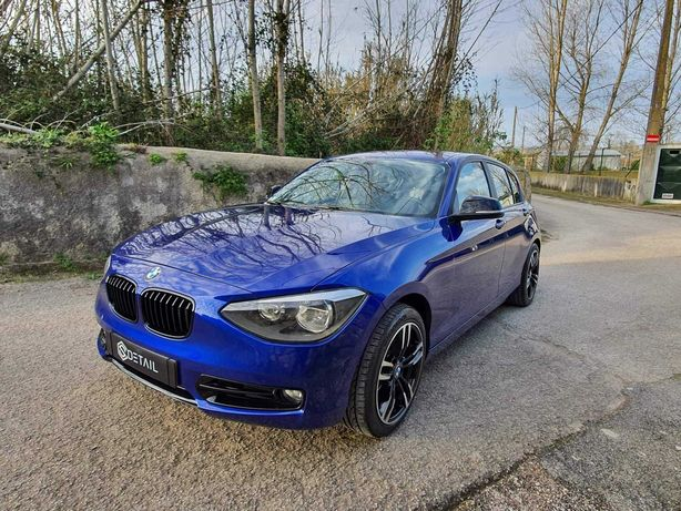 BMW 116ed 1.6 56000km