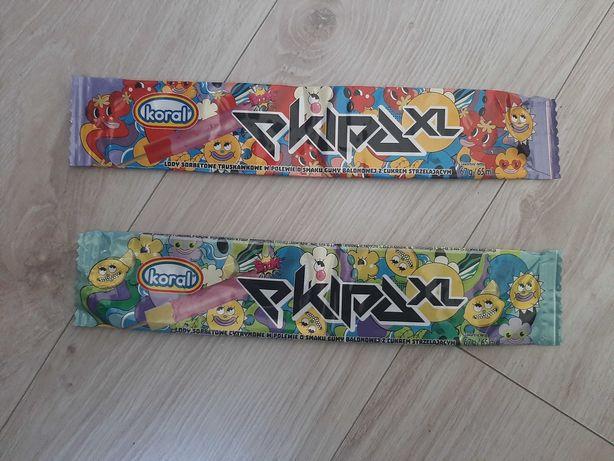 Papierki lodów ekipy XL