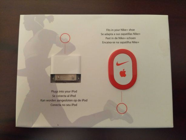 Nike + Ipod Kit completo