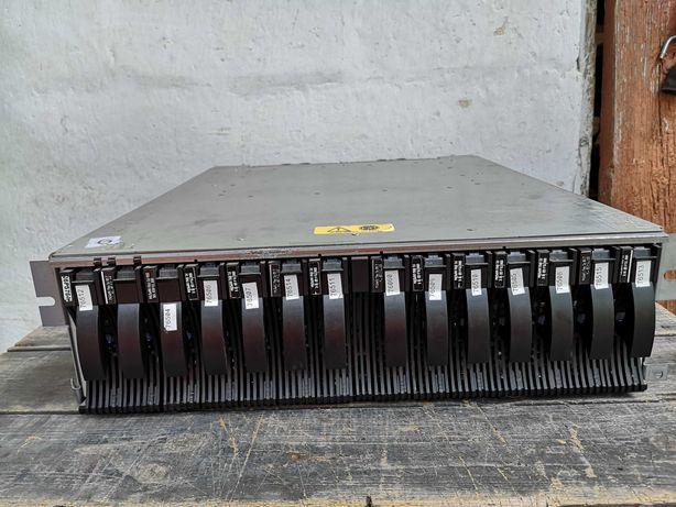 Дисковая полка  IBM TotalStorage  EXP700 1740-1RX