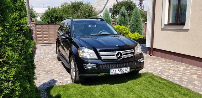 Mercedes Benz GL-450 Premium 3 (Обмен моя доплата)