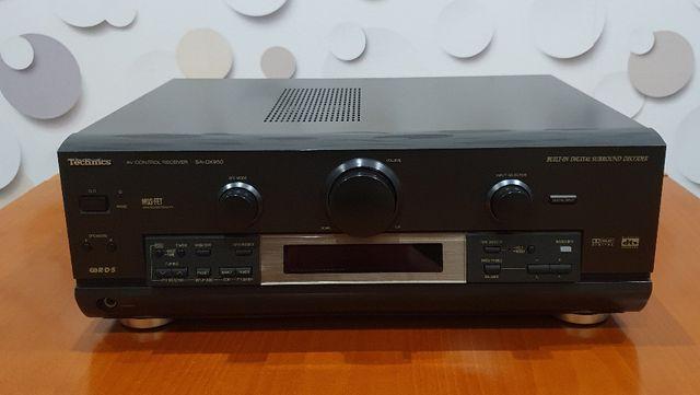 Amplituner Technics SA-DX950 uszkodzony