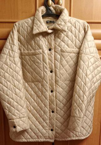 Жіноча куртка рубашка