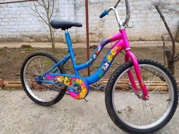 Продам детский велосипед Mustang Winks