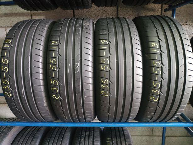 Літні шини 235/55 R19 (101W) DUNLOP