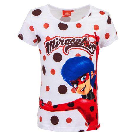 Bluzka biedronka dla dziewczynki