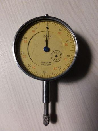 Czujnik zegarowy analogowy 68 rok USSR