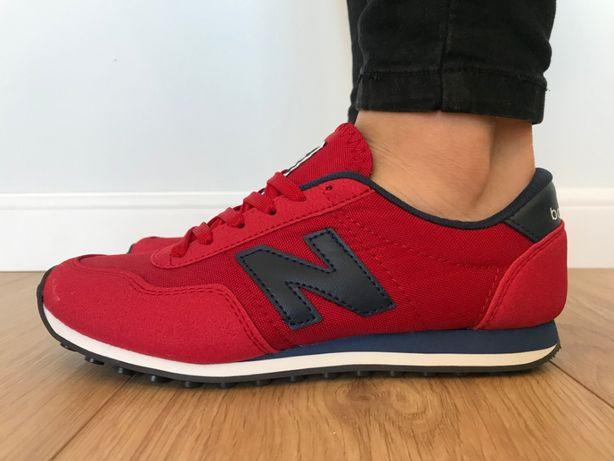 New Balance 410. Rozmiar 39. Czerwone - Granatowe. NOWOŚĆ