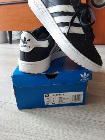 Adidas Team Court Junior rozmiar 36 2/3