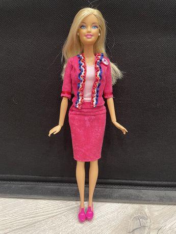 Кукла Barbi президент