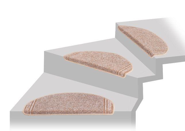 Nakładki Dywaniki na schody producent podgumowane 22