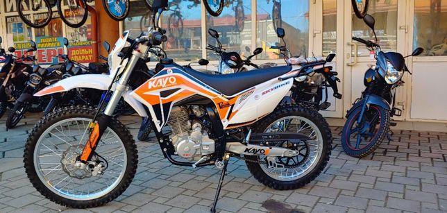 Мотоцикл 2021- Т2- 250 KAYO