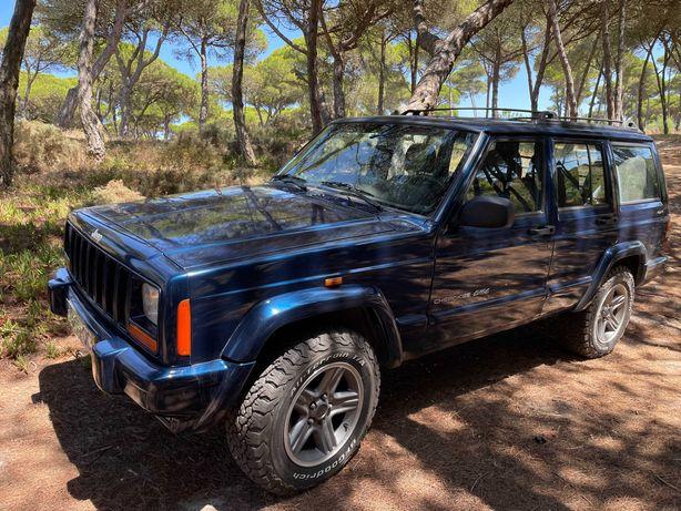 Jeep Cherokee XJ Classic