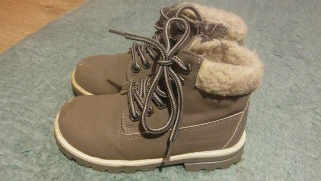 Zimowe buty 27 dla dziewczynki