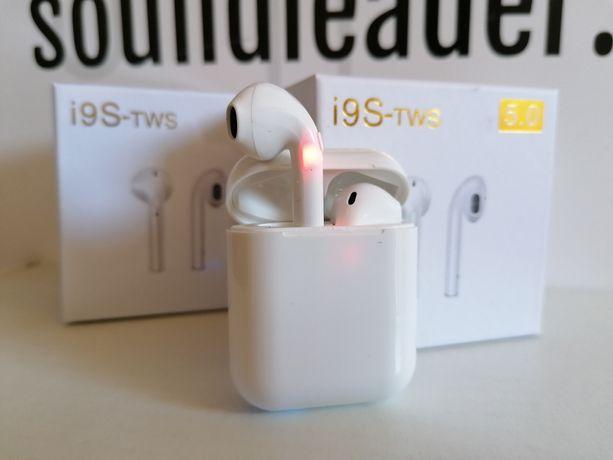 HIT! i9S - TWS etui gratis słuchawki bezprzewodowe bluetooth airpods