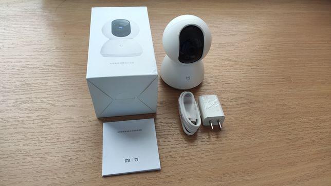IP-камера Xiaomi MiJia 360°Mi Home security Camera PTZ, радио няня.