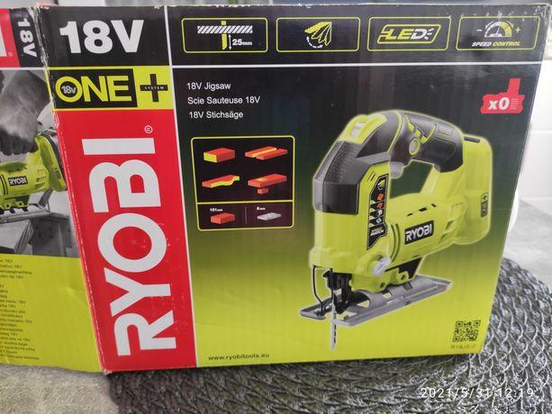 Wyrzynarka Ryobi one+ 18v Nowa bez akumulatora