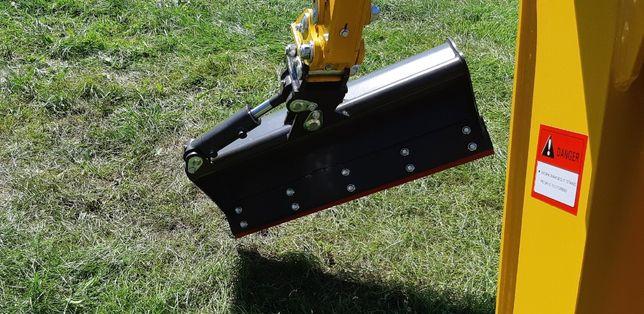 Łyżka hydrauliczna skarpówka 80 cm pasuje do CAT JCB Kubota Wacker