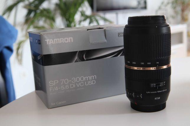 Tamron SP 70-300 F/4-5.6 Di VC USD   CANON