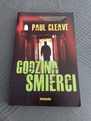 Książka Godzina śmierci Paul Cleave