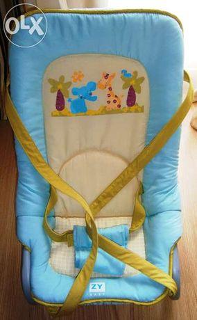 Espreguiçadeira para bebê da zippy