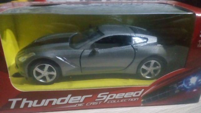 """Модель машинки """"Corvette"""""""