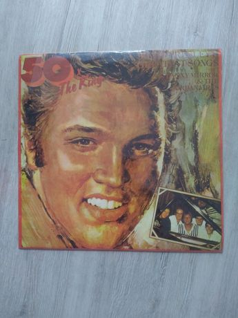 """ 50 x The King"" Elvis Presley. Winyl"