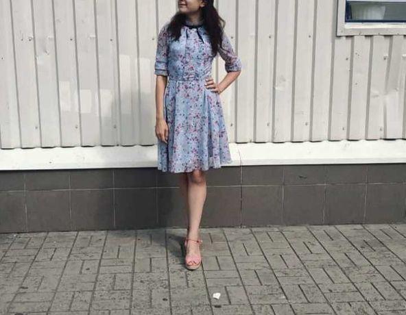 Женское платье, невероятно нежное и красивое