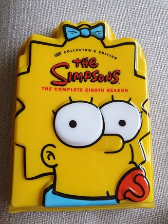 DVD The Simpsons The Complete Eight Season