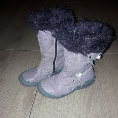 Kozaki dziecięce buty zimowe 29 kornecki