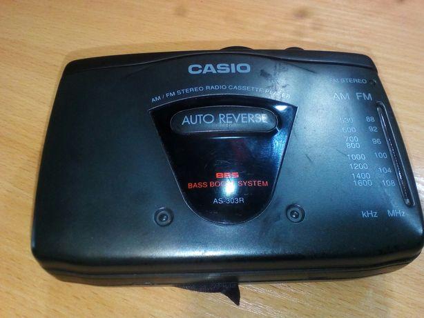 Касетный Плеер  Casio AS-303R
