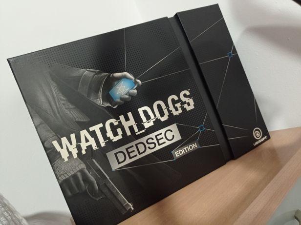 Watch dogs dedsec, edycja kolekcjonerska