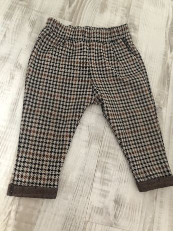 Spodnie 80/86