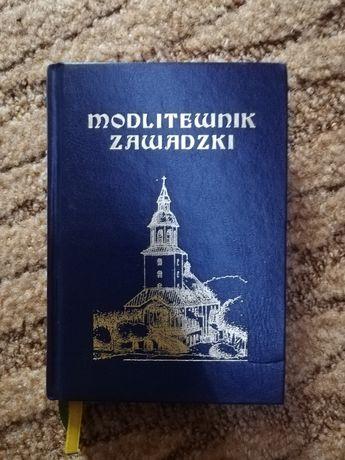 Książka Modliyewnik Zawadzki.